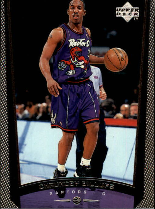 1998-99 Upper Deck #145 Chauncey Billups