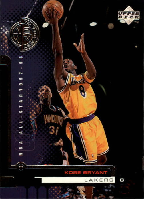 1998-99 Upper Deck #172 Kobe Bryant TN