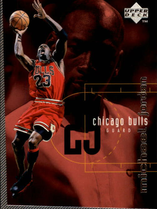 1998-99 Upper Deck #174 Michael Jordan CL