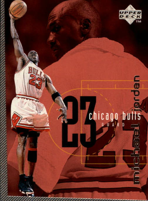 1998-99 Upper Deck #175 Michael Jordan CL