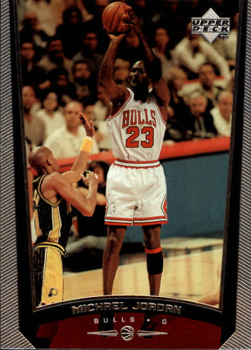 1998-99 Upper Deck #230D Michael Jordan