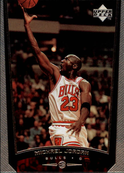 1998-99 Upper Deck #230E Michael Jordan