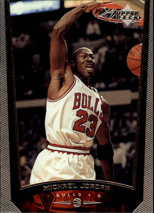 1998-99 Upper Deck #230G Michael Jordan