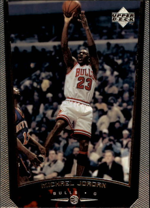 1998-99 Upper Deck #230H Michael Jordan