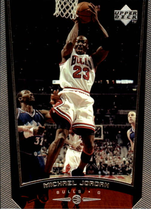 1998-99 Upper Deck #230I Michael Jordan
