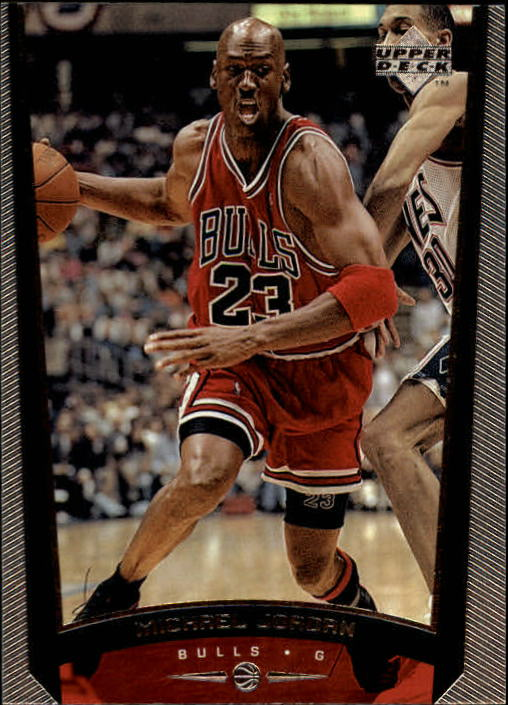 1998-99 Upper Deck #230L Michael Jordan