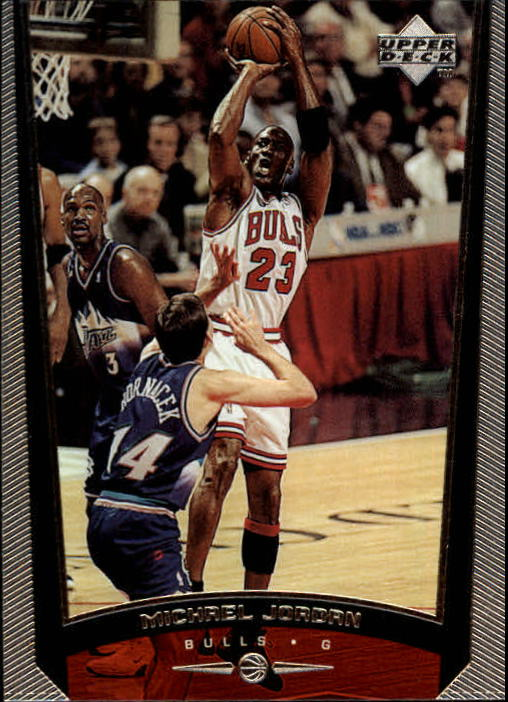1998-99 Upper Deck #230M Michael Jordan