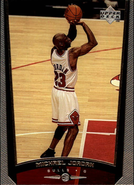 1998-99 Upper Deck #230N Michael Jordan