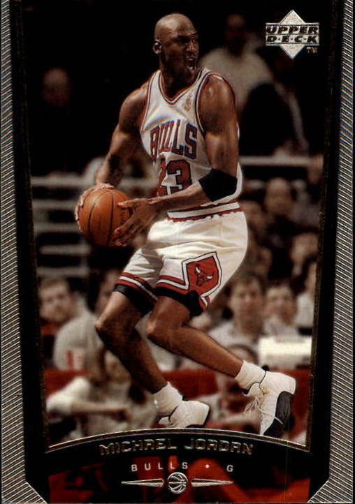 1998-99 Upper Deck #230O Michael Jordan