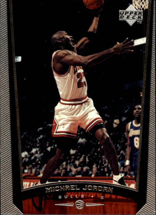 1998-99 Upper Deck #230P Michael Jordan