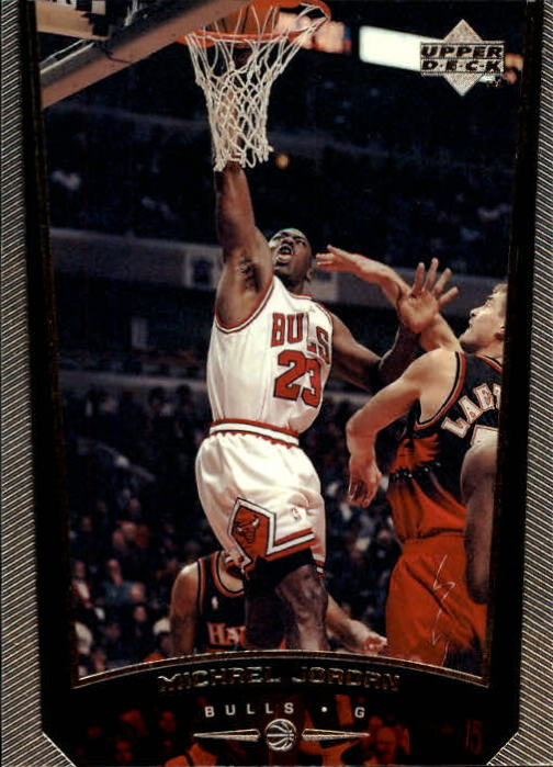 1998-99 Upper Deck #230Q Michael Jordan
