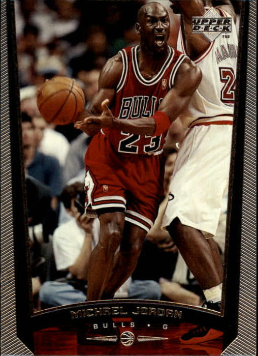 1998-99 Upper Deck #230R Michael Jordan