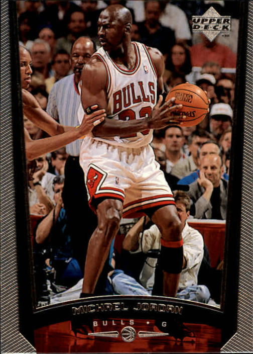 1998-99 Upper Deck #230S Michael Jordan