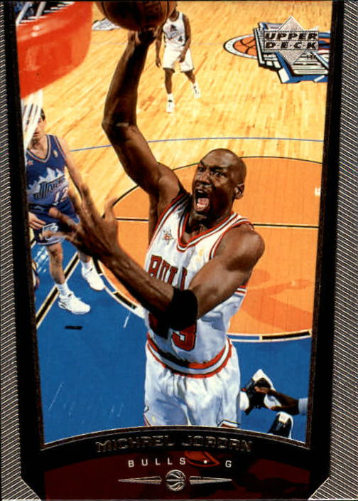 1998-99 Upper Deck #230T Michael Jordan