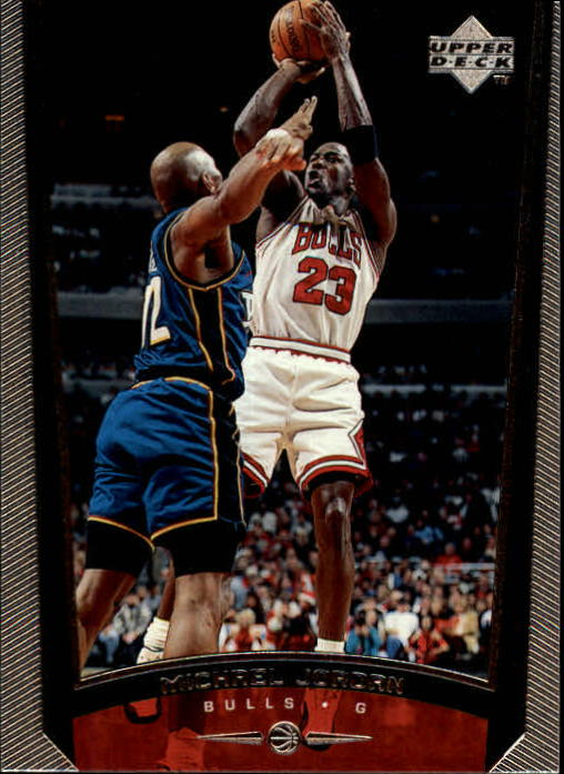 1998-99 Upper Deck #230U Michael Jordan