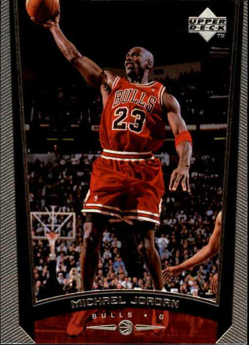 1998-99 Upper Deck #230V Michael Jordan