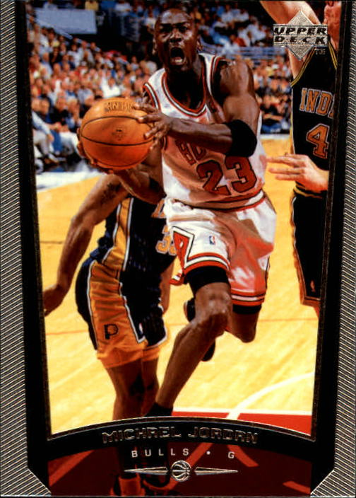 1998-99 Upper Deck #230W Michael Jordan