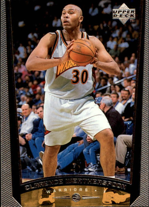 1998-99 Upper Deck #289 Clarence Weatherspoon
