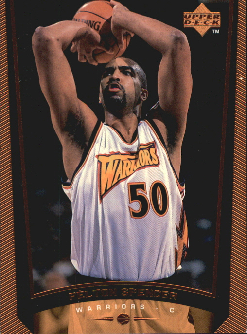 1998-99 Upper Deck Bronze #53 Felton Spencer
