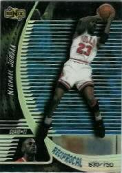 1998-99 UD Ionix Reciprocal #3 Michael Jordan