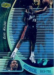 1998-99 UD Ionix Reciprocal #57 Karl Malone