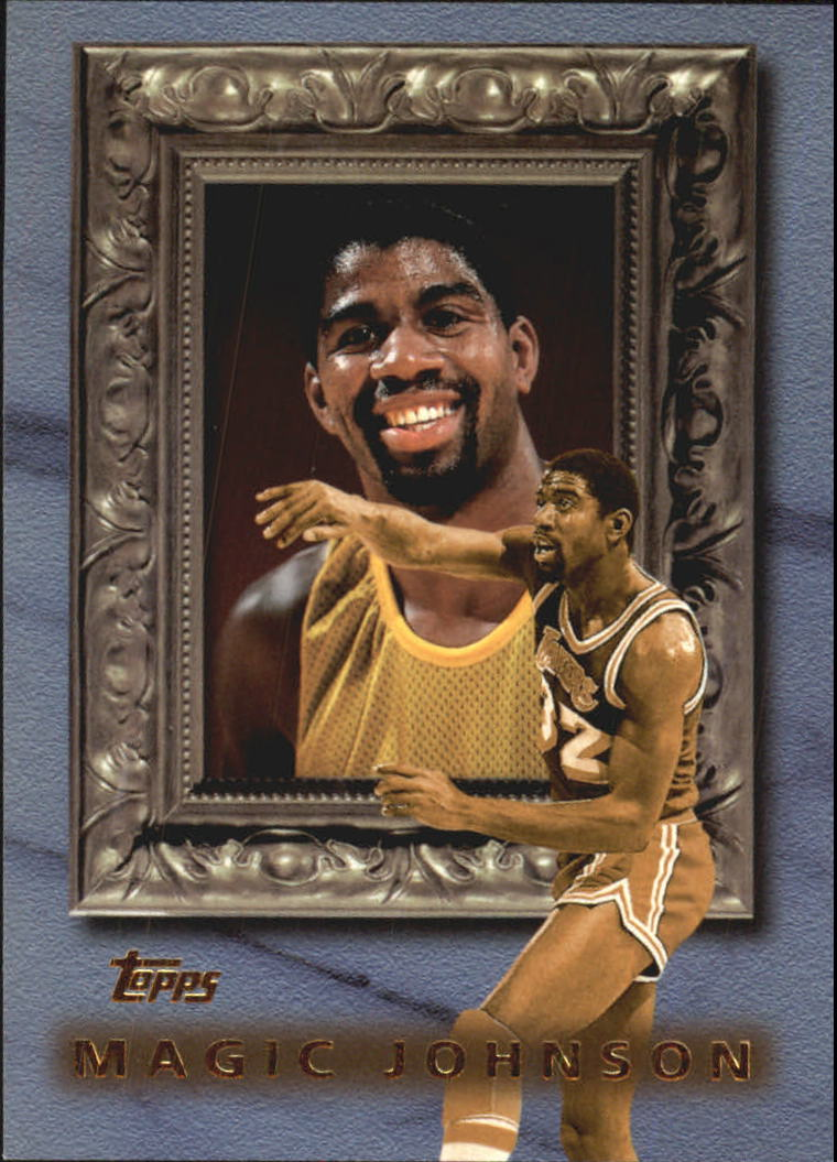 1998-99 Topps Classic Collection #CL2 Magic Johnson