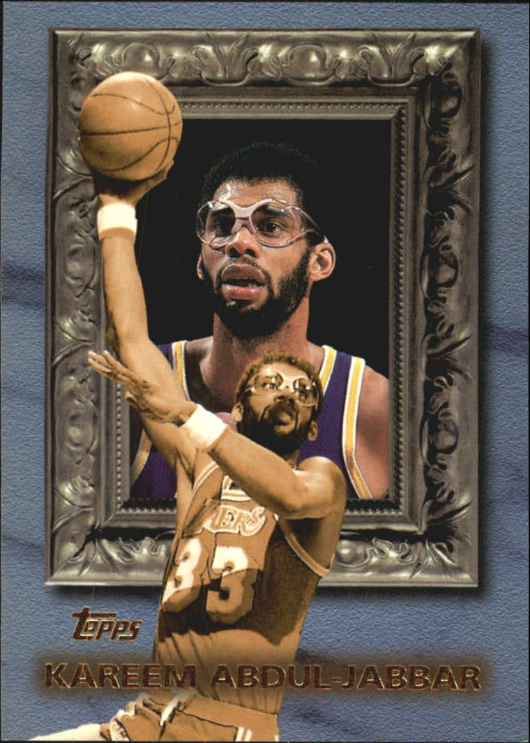 1998-99 Topps Classic Collection #CL3 Kareem Abdul-Jabbar