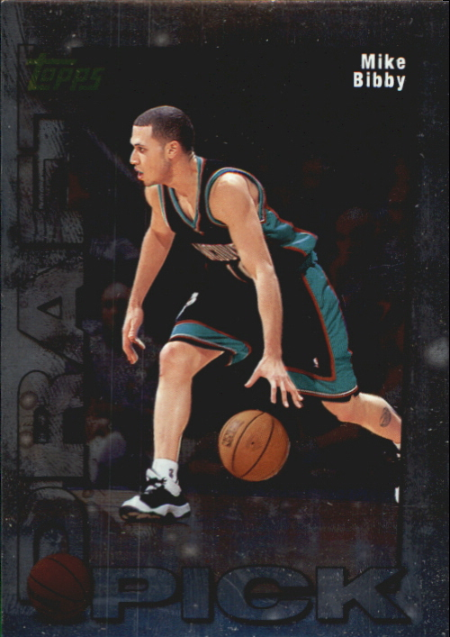 1998-99 Topps Draft Redemption #2 Mike Bibby