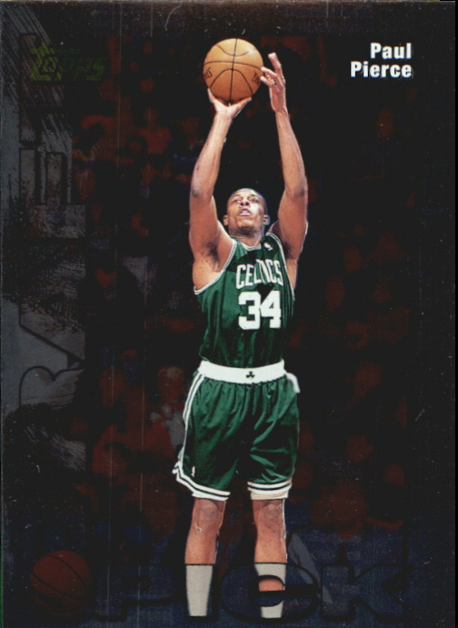 1998-99 Topps Draft Redemption #10 Paul Pierce