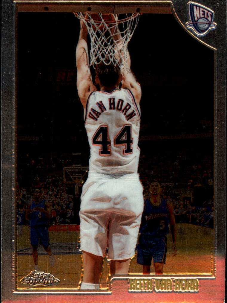 1998-99 Topps Chrome #4 Keith Van Horn