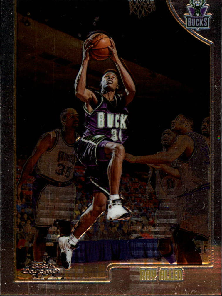 1998-99 Topps Chrome #5 Ray Allen