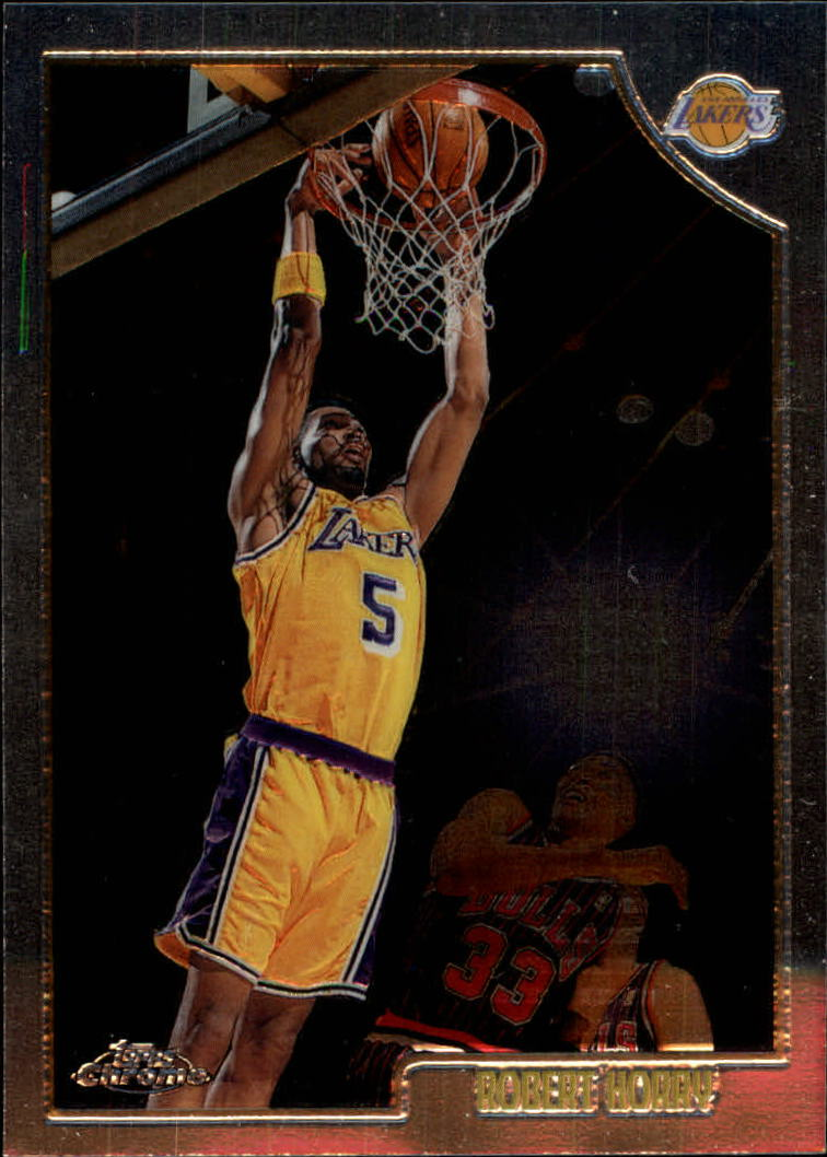 1998-99 Topps Chrome #23 Robert Horry