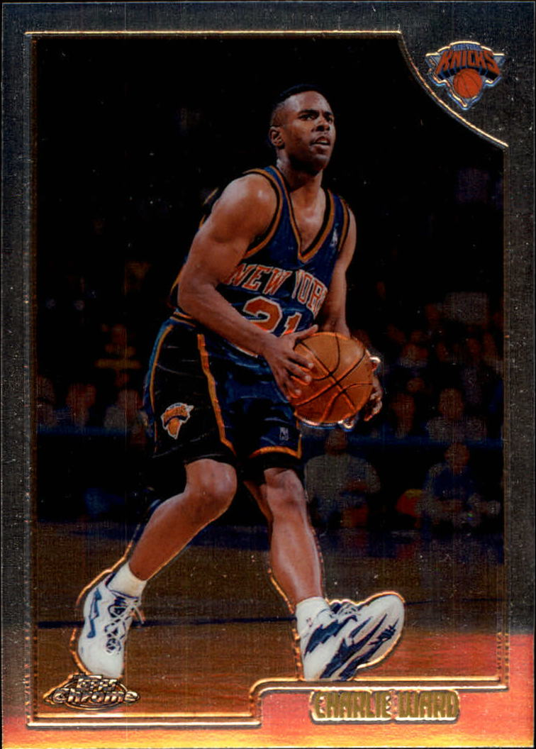 1998-99 Topps Chrome #35 Charlie Ward