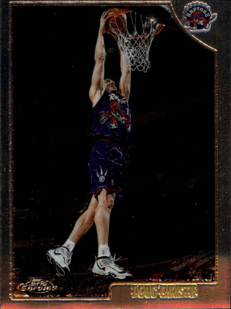 1998-99 Topps Chrome #41 Doug Christie