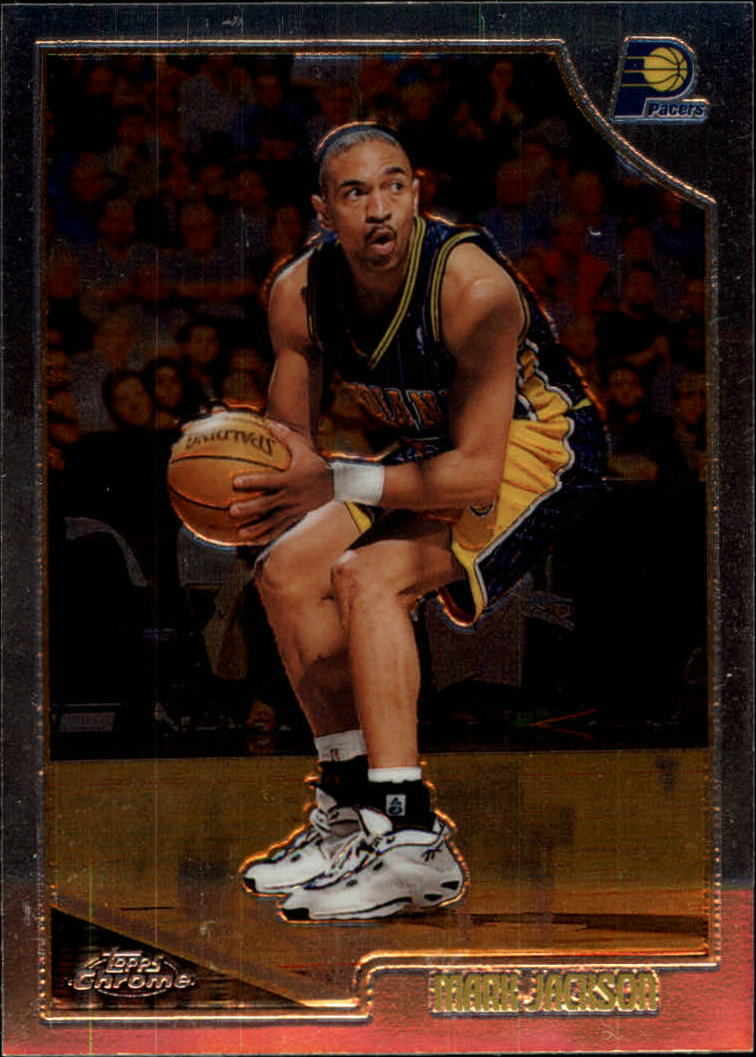 1998-99 Topps Chrome #47 Mark Jackson