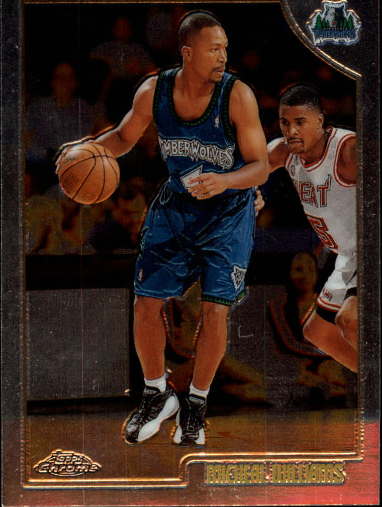1998-99 Topps Chrome #50 Micheal Williams