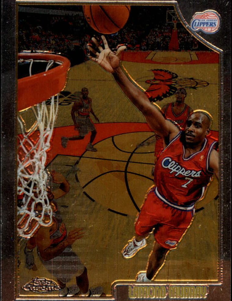 1998-99 Topps Chrome #74 Lamond Murray
