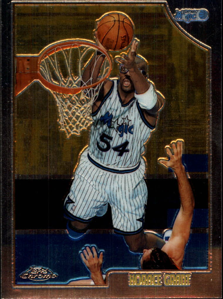 1998-99 Topps Chrome #105 Horace Grant