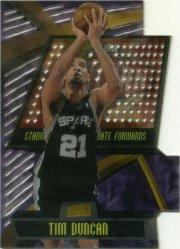 1998-99 Stadium Club Triumvirate Luminescent #T6C Tim Duncan