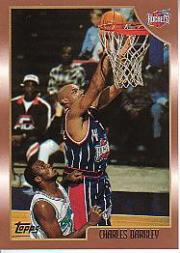 1998-99 Topps #94 Charles Barkley