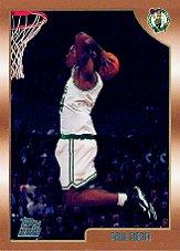 1998-99 Topps #135 Paul Pierce RC