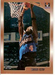 1998-99 Topps #174 Shawn Kemp