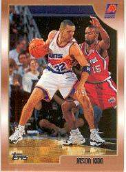 1998-99 Topps #185 Jason Kidd