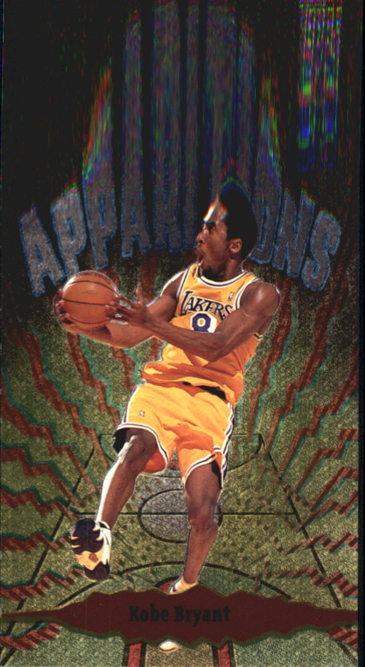 1998-99 Topps Apparitions #A1 Kobe Bryant