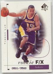 1998-99 SP Authentic #111 Tyronn Lue RC