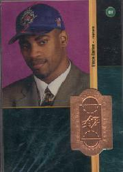 1998-99 SPx Finite #215 Vince Carter RC