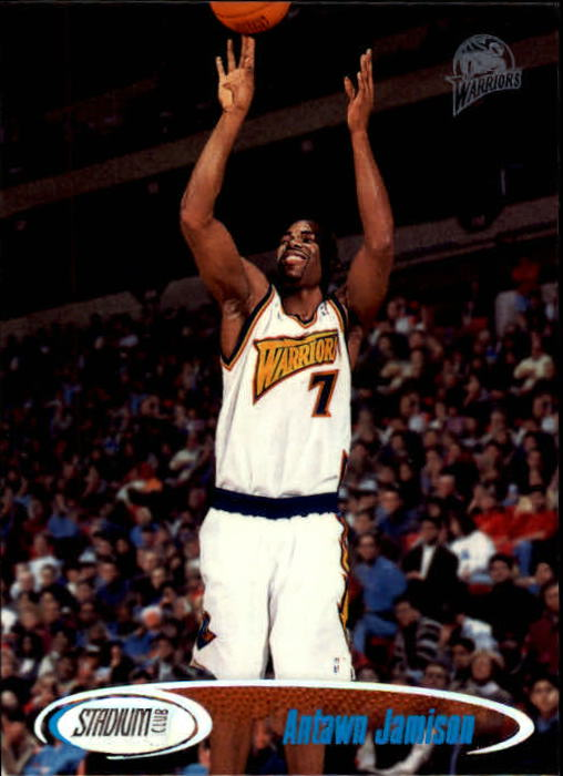 1998-99 Stadium Club #197 Antawn Jamison
