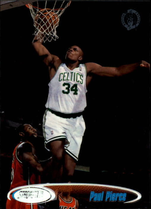 1998-99 Stadium Club #203 Paul Pierce