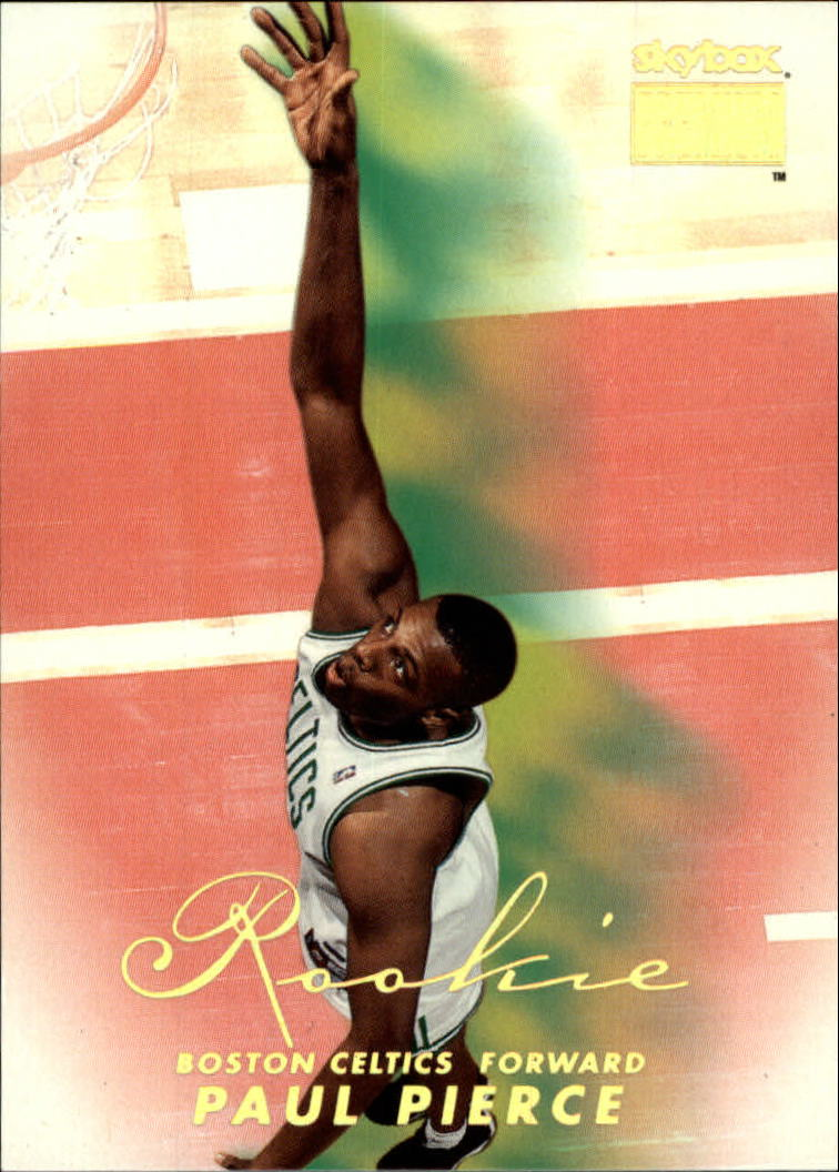 1998-99 SkyBox Premium #263 Paul Pierce RC