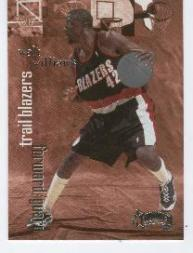 1998-99 SkyBox Thunder #20 Walt Williams